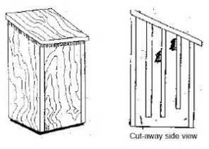 bat house plans for kids 27 bat house plans bat nurseries bat rocket boxes bird bat boxes and more