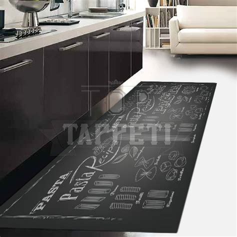 tappeto antiscivolo cucina tappeto grigio cucina idee per il design della casa