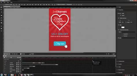 tutorial google web designer banner google web designer tutorial building a valentine s