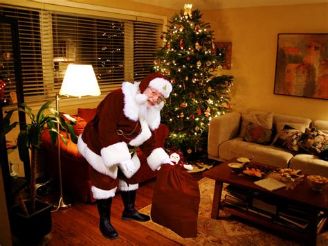 Santa In Your Living Room | tucker gunleather blog 187 blog archive 187 catch santa in