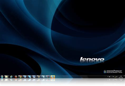 Lenovo Laptop Themes For Windows 7 | lenovo windows 7 theme