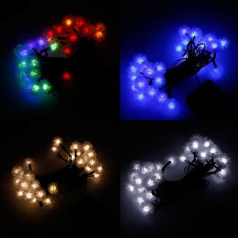 large outdoor string lights led lights string outdoor lights solar string large