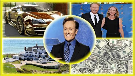 Conan Obrien Is Shut Out Of A House Tour by Conan O Brien Lifestyle 2018 Net Worth Biography
