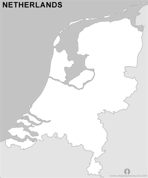 netherlands map outline netherlands map outline images
