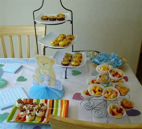 Baby Boy Shower Recipes by Baby Shower Food Ideas Baby Shower Finger Food Ideas For