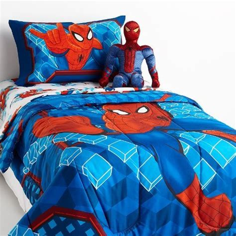 spiderman full size comforter spiderman kids bedding and decor ideas webnuggetz com