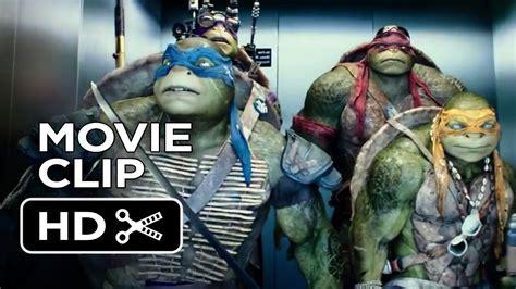 film ninja turtle youtube image gallery ninja turtles 2014 elevator