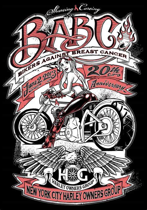 Kaos Bikers Pin Cor Ride Or Die nyc hogs bikers against breast cancer by stevechanks