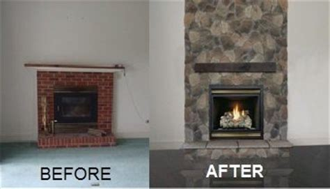 how to update a brick fireplace quora