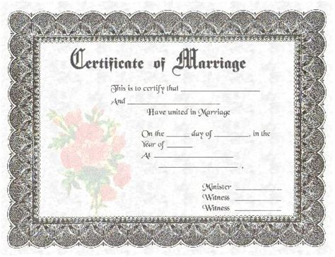 Marriage Records Md Free Image Gallery Marriage License