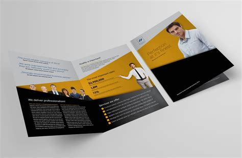 bi fold brochure bi fold brochure 40 business and accounting brochure
