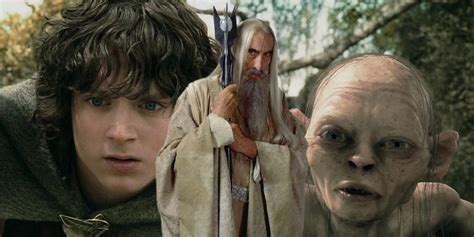 Lord Of The lord of the rings 15 best deleted screen rant