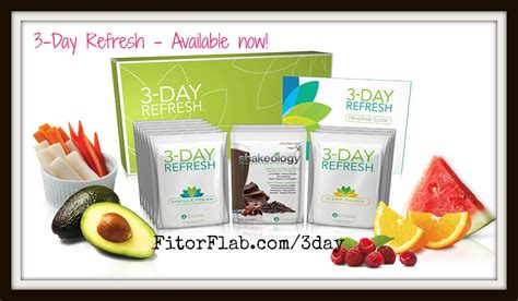 3 day refresh healthy fats list 3 day refresh lose weight fast