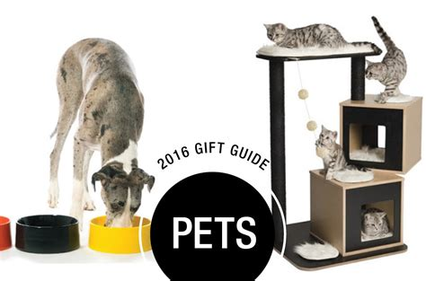 design milk gift guide 2016 gift guide pets design milk