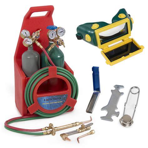Setrika Mini Bahan Stainless Mini Iron Portable professional portable oxygen acetylene oxy welding cutting