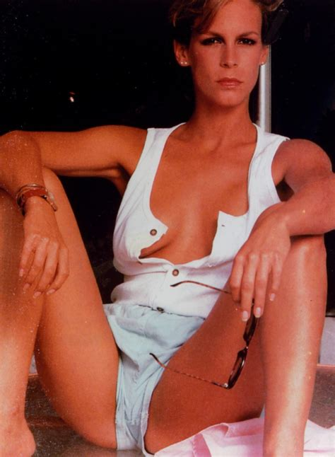 is jamie lee curtis a germafodite more on short haired women julian o dea