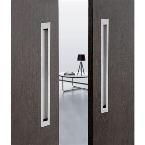 Extra Large Rectangular Design Flush Pull Handle For