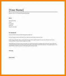 Words For Cover Letter by 5 Free Cover Letters Templates Assembly Resume