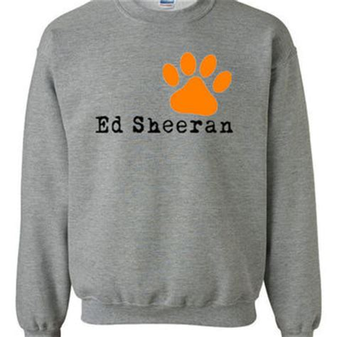 ed sheeran tattoo jumper shop one direction sweatshirts etsy on wanelo