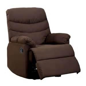 reclining recliner chair kmart