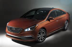 new hyundai sonata revealed in new york autocar