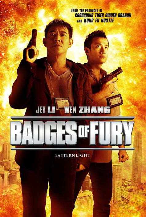 film bagus cina badges of fury 不二神探 bad action failed comedy and