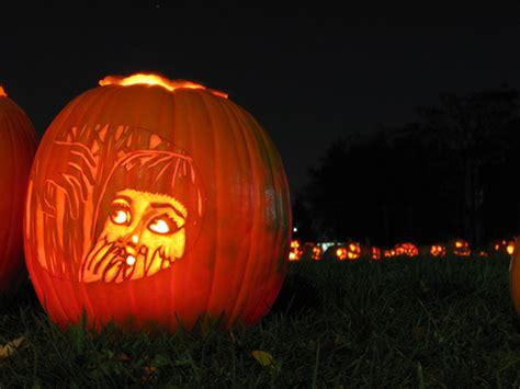 pumpkin origin the history of carving pumpkins