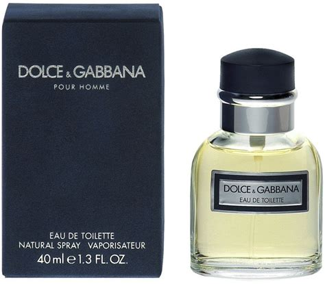 Parfum Dolce Gabbana Pour Homme dolce gabbana dolce gabbana pour homme 1994 eau de toilette