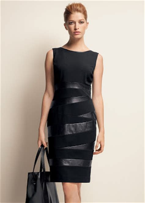 pattern leather dress diary of a sewing fanatic ponte faux leather dress part 1
