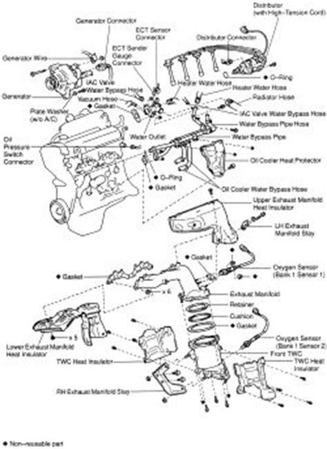 motor repair manual 2000 toyota avalon head up display repair guides engine mechanical cylinder head autozone com