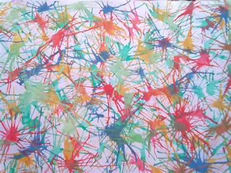cara membuat lukisan abstrak minimalis deskripsi karya seni rupa 1 dianidha