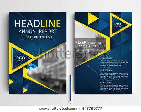 poster design report brochure design stock images royalty free images