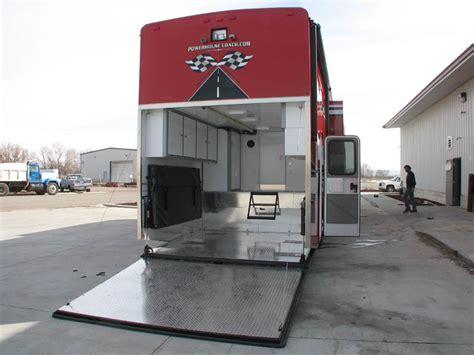 Garage Motor Custom Motor Coaches By Powerhouse Coach