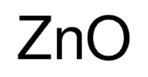 zinc oxide  trace metals basis sigma aldrich