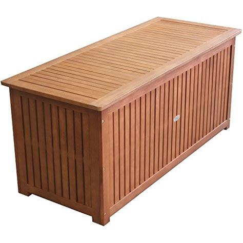 cuscini per cassapanca baule da giardino legno 133x58x55cm cassapanca per cuscino