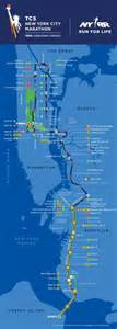 New York Marathon Course Map by Hacks For Spectators At This Year S Nyc Marathon Ny