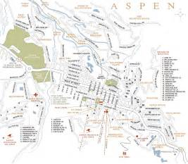 aspen colorado map aspen colorado town map aspen snowmass real estate