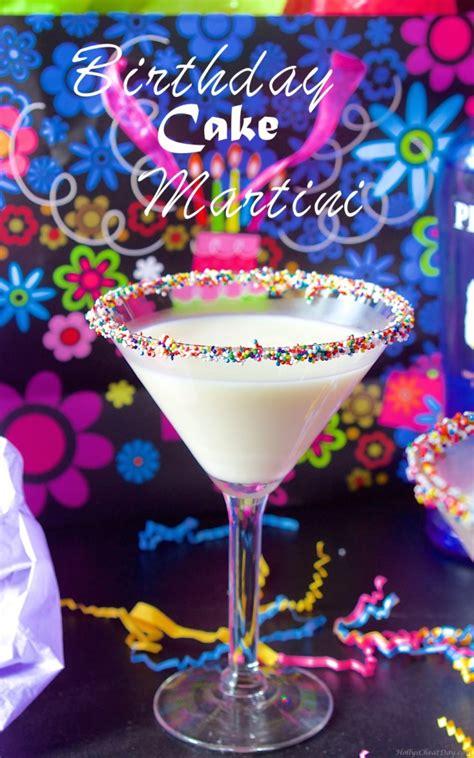 chocolate martini birthday birthday cake martini 100th post holly s cheat day