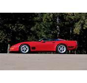 1990 Callaway Corvette Super Speedster