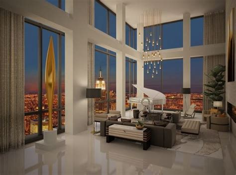 sky high living inside the penthouses of 10 100 tower interior sky high living inside the