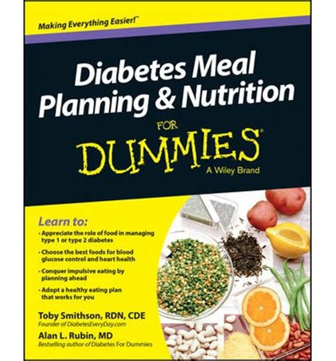 diabetes nutrition and electric medicine books diabetes meal planning nutrition for dummies toby