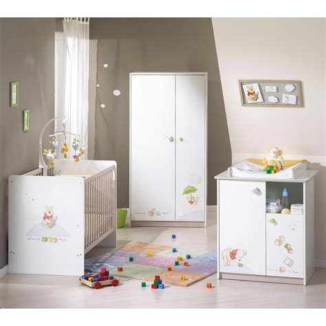 chambre complete bebe winnie l ourson decoration de chambre bebe winnie l ourson