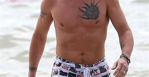 keith urban tattoos