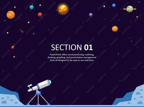 powerpoint themes astronomy astronomy ppt goodpello