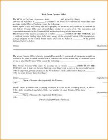 real estate offer cover letter template real estate offer letter real estate offer