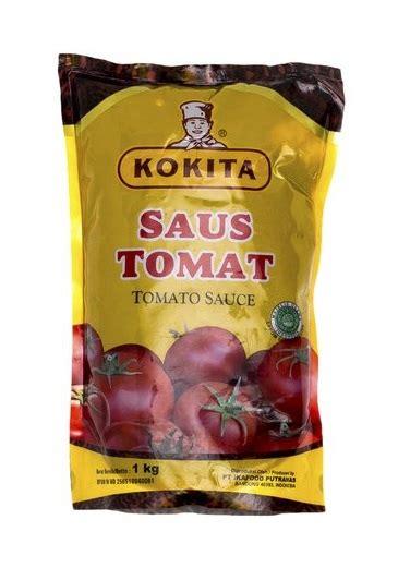 saos tomat  kg kecap sambal saos pt distriversa