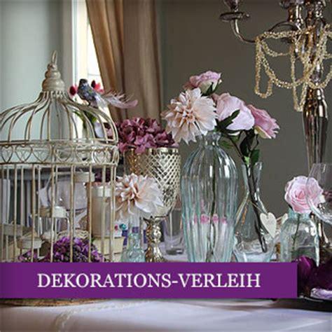 Hochzeitsdeko Zu Hause by Hochzeitsdekoration Verleih Hochzeitsdekoration