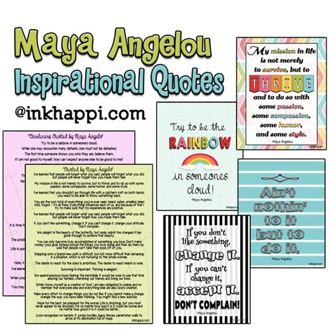 printable quotes by maya angelou maya angelou quotes and inspiration a life well lived