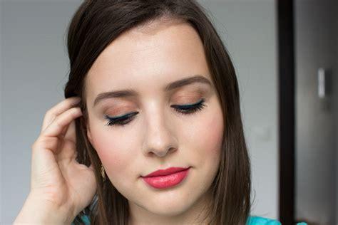 Eyeshadow Daily daily makeup in july zuzana humajova