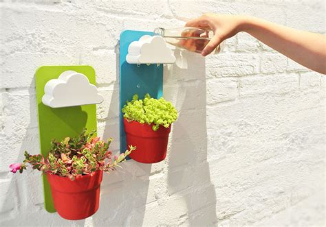 rainy pot now your flowers can their own